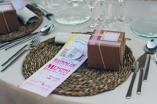 Menus para boda (2)