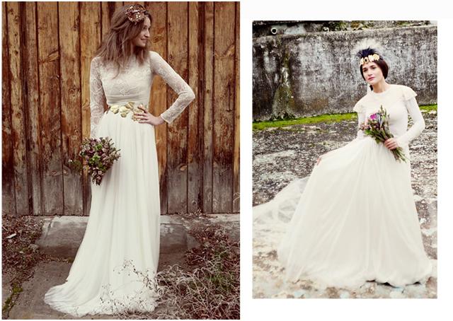vestidos de novia Navacues 2