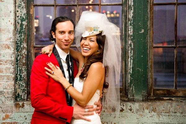 1 boda basada en el circo