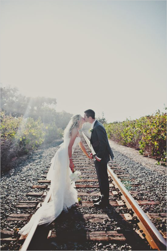 1 boda rústica novios entre viñedos
