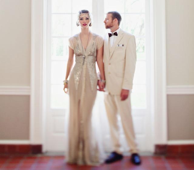 1 sesion inspiración boda años 20 gran gatsby