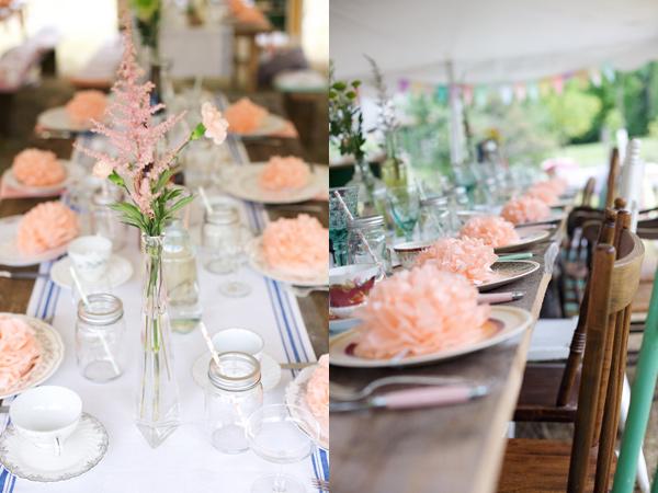 10 detalle decoración boda en mint y blanco