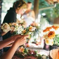 Una boda entre bosques