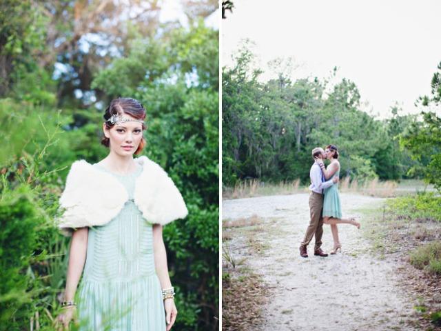 11 sesion inspiración boda años 20 gran gatsby
