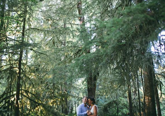 6 boda en el bosque fotos novios