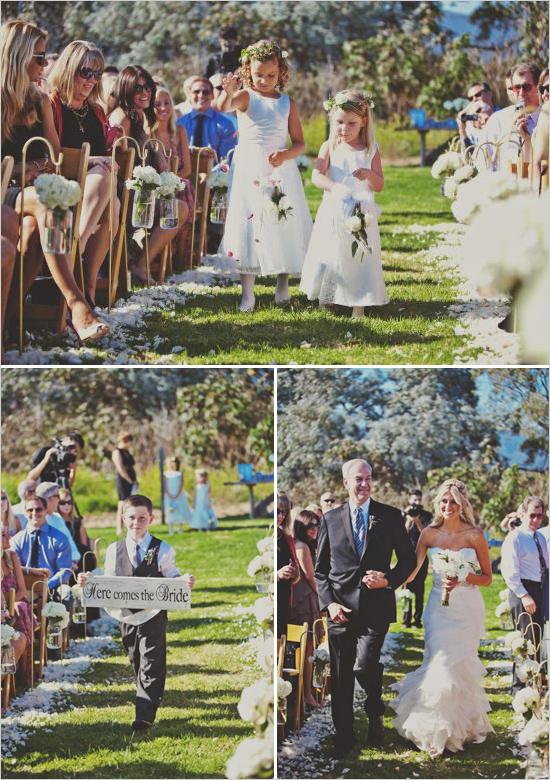 6 entrada novia ceremonia