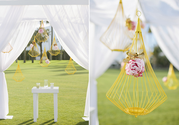 9 decoracion altar boda aire libre