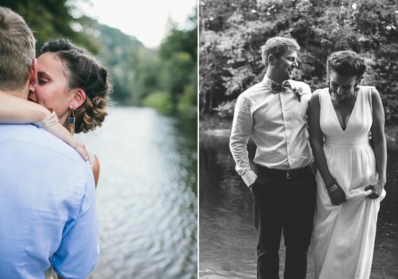 9 fotos boda novios