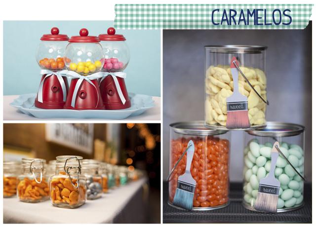 regalos invitados boda  caramelos