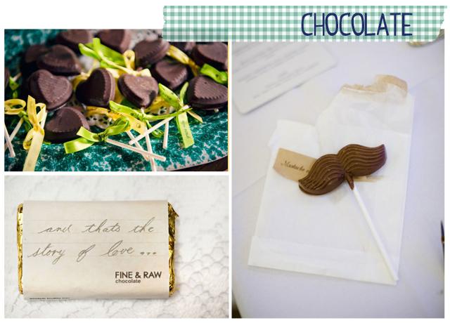 regalos invitados boda chocolate