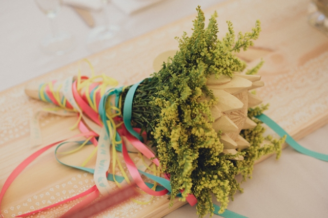 1 ramo de novia