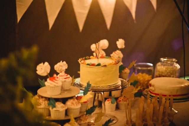 13 mesa de dulces