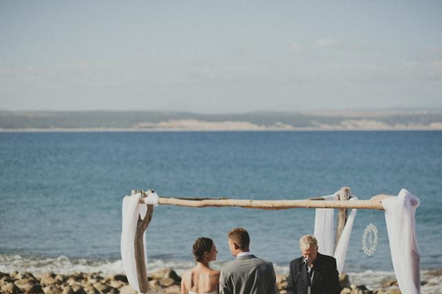 6 ceremonia en la playa