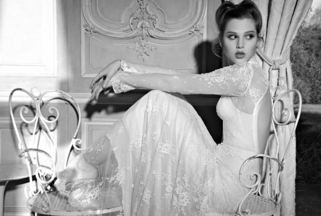 1 vestido de novia espectacular inbal dror