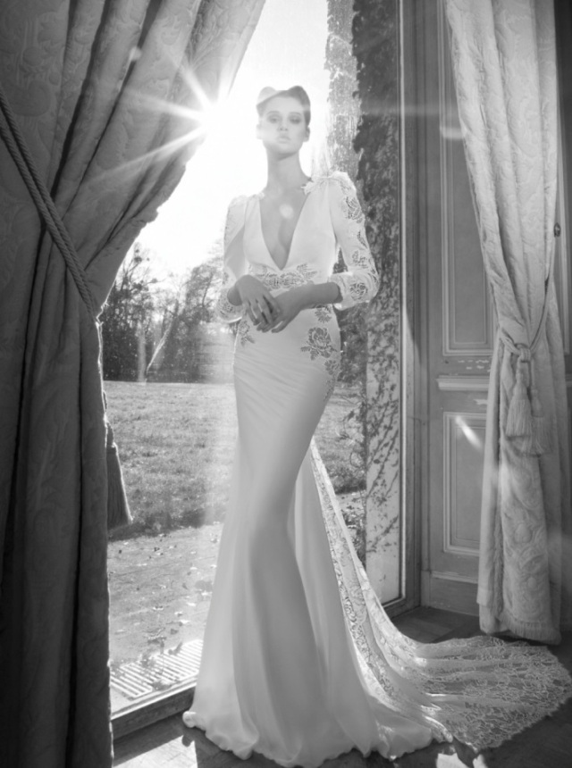 10 vestido de novia espectacular inbal dror