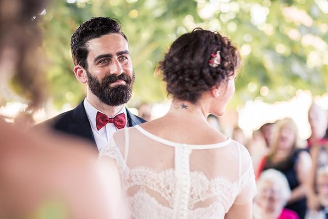 11 novio barba boda emocionado