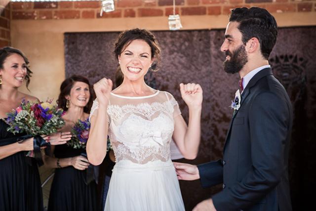 12 novia feliz boda sonrisa