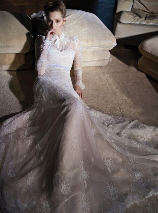 15 vestido de novia espectacular inbal dror