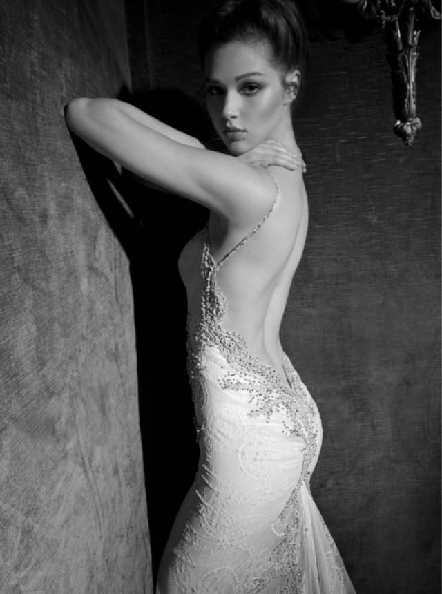 16 vestido de novia espectacular inbal dror