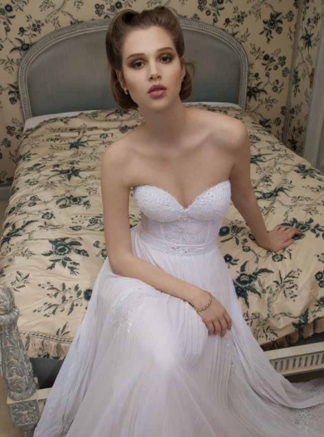 18 vestido de novia espectacular inbal dror