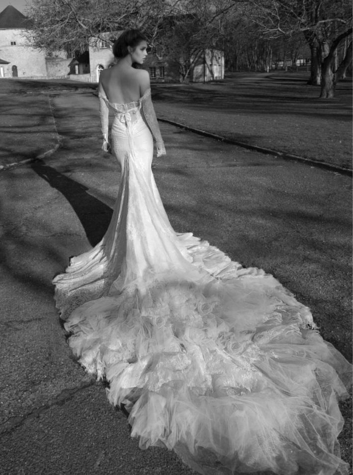 los espectaculares vestidos de novia de inbal dror –
