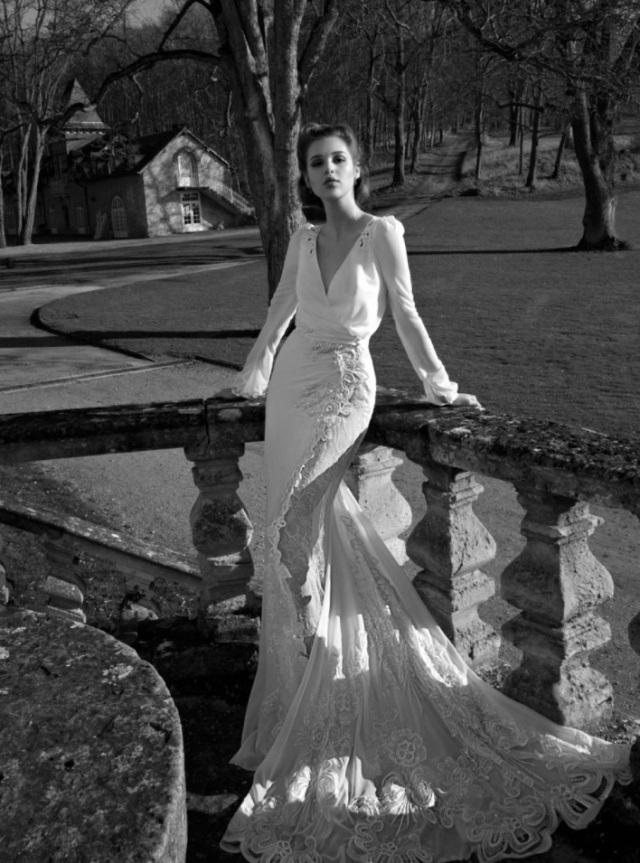 20 vestido de novia espectacular inbal dror