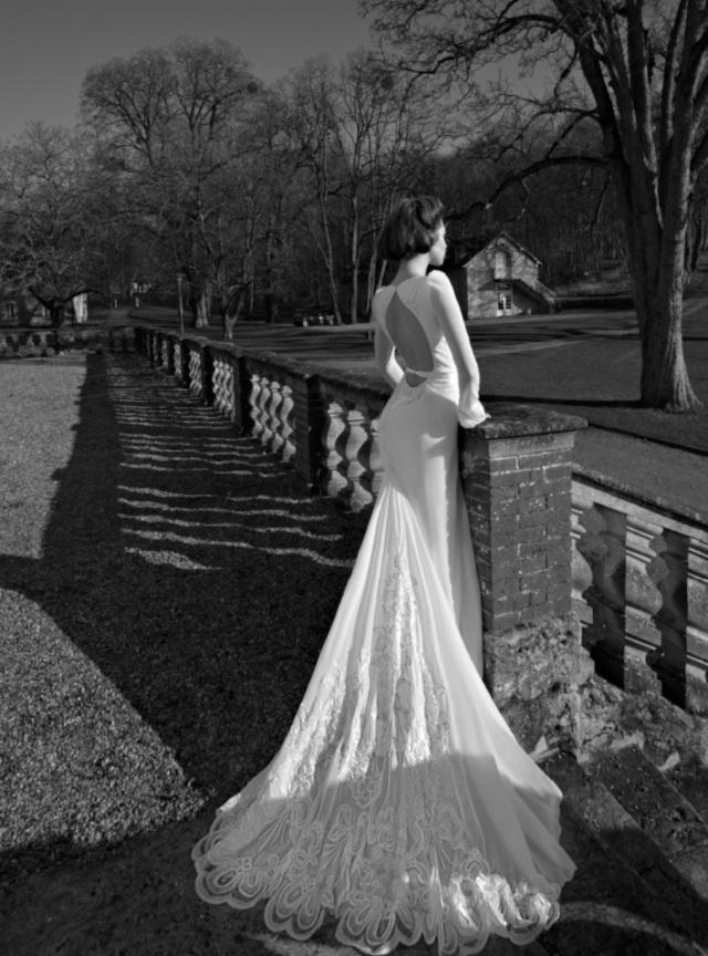 21 vestido de novia espectacular inbal dror