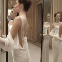 Los espectaculares vestidos de novia de Inbal Dror