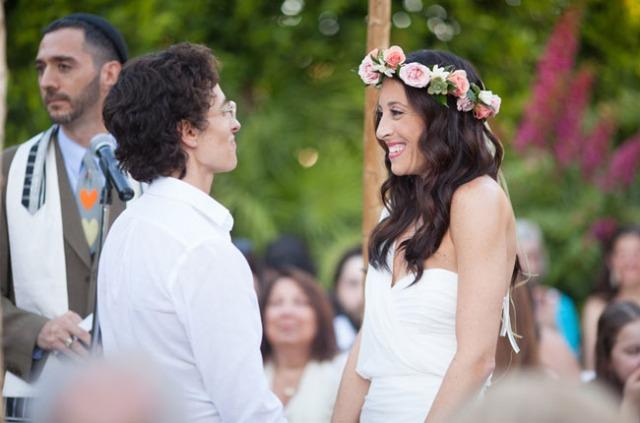 5 boda lesbiana ceremonia
