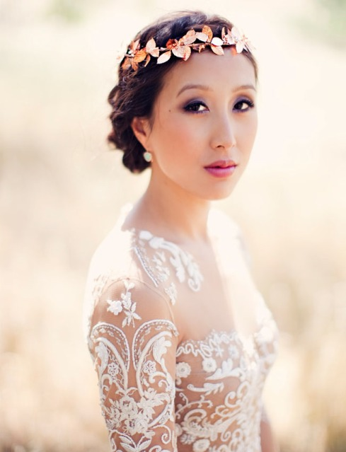 6 boda al aire libre estilo bohemio y elegante