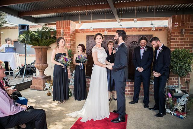 9 ceremonia boda decoracion