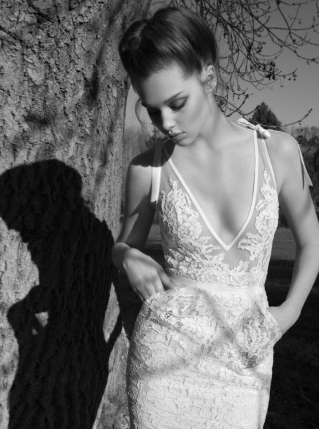 9 vestido de novia espectacular inbal dror