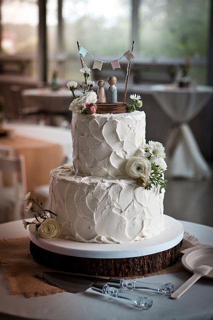 boda figura pastel madera cake toppers