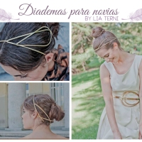 Las diademas joya de Lia Terni