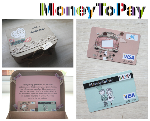 Una forma diferente de regalar dinero en una boda - Ideas para regalar dinero en una boda ...