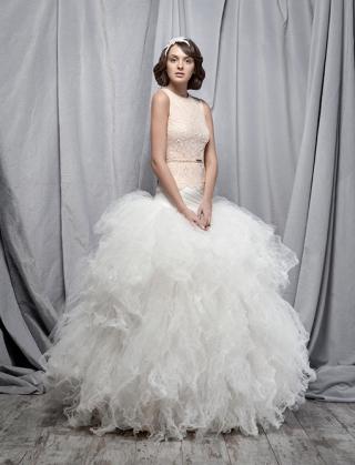 1 Vestidos de novia Santos Costura