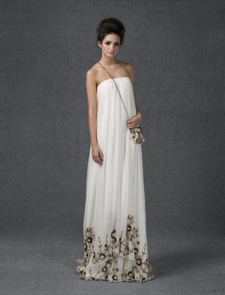 10 Vestidos de novia Santos Costura