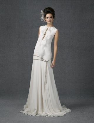 11 Vestidos de novia Santos Costura