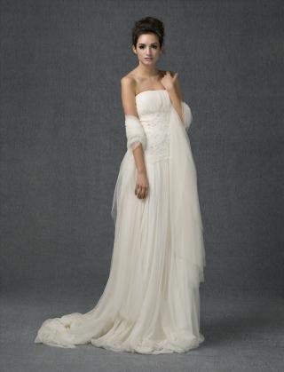 14 Vestidos de novia Santos Costura