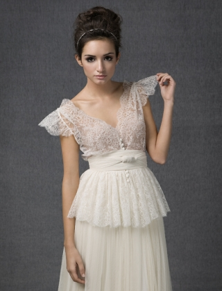 15 Vestidos de novia Santos Costura