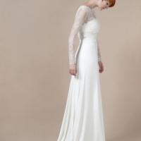 Los vestidos de novia de Santos Costura