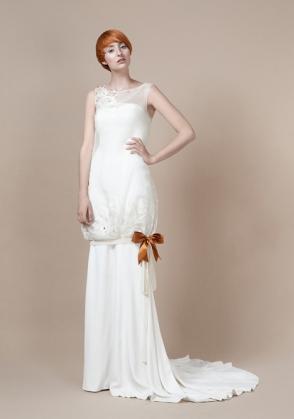 17 Vestidos de novia Santos Costura