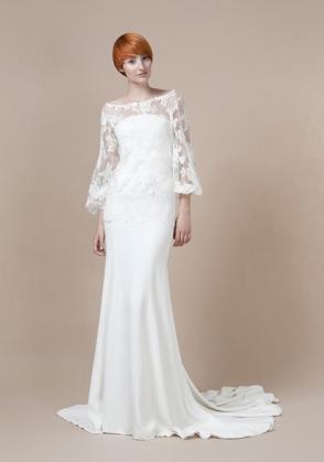 18 Vestidos de novia Santos Costura