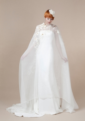 19 Vestidos de novia Santos Costura