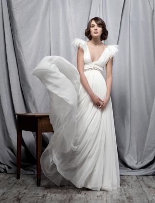 los vestidos de novia de santos costura –