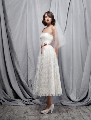 4 Vestidos de novia Santos Costura