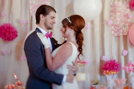 7  novias con guantes boda