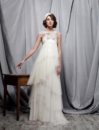 7 Vestidos de novia Santos Costura