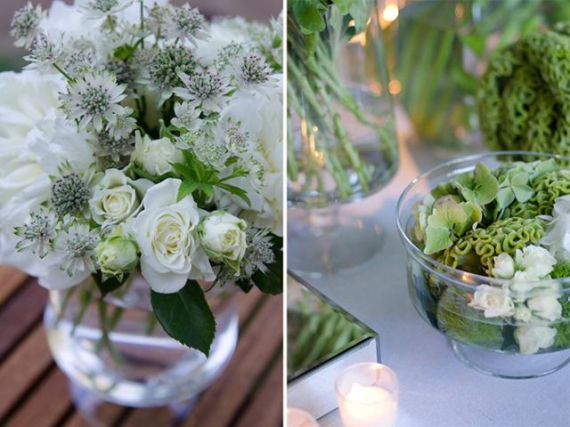 Ramos de novia Sally Hambleton Centros de mesa boda 2