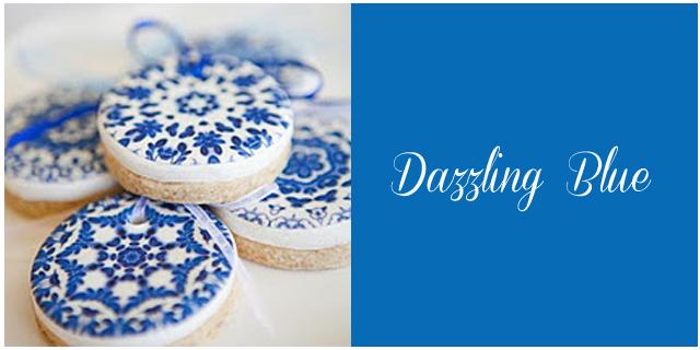 Colores boda primavera verano 2014 dazzling blue